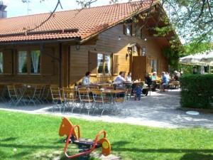 Griechische Taverne Zur Gartenlaube
